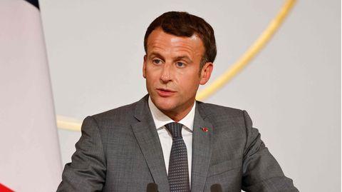 Frankreichs PräsidentEmmanuel Macron