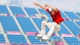 FS Olympia neue sportarten - Skateboarding