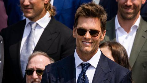 Tom Brady im Weißen Haus