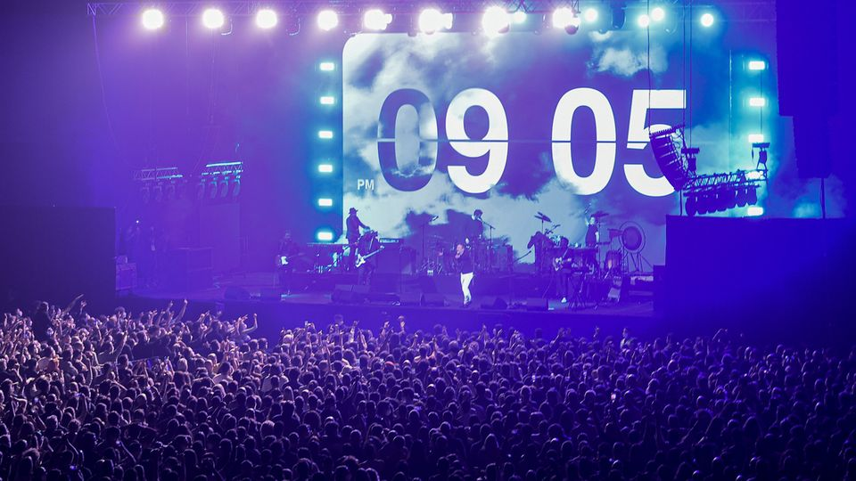 Studie: Konzerte trotz Corona?