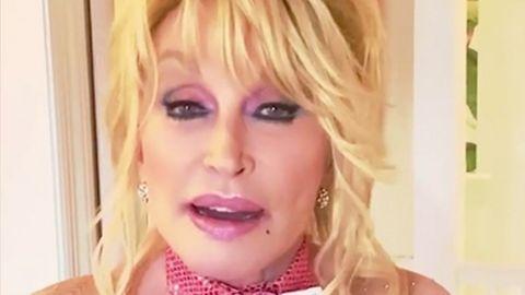 Dolly Parton: Geburtstagsüberraschung für ihren Ehemann