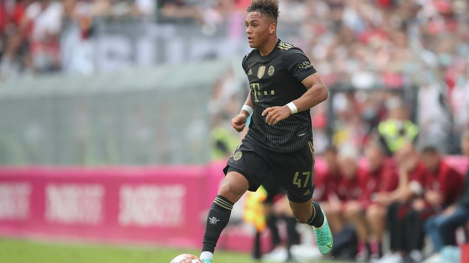 Armindo Sieb FC Bayern München