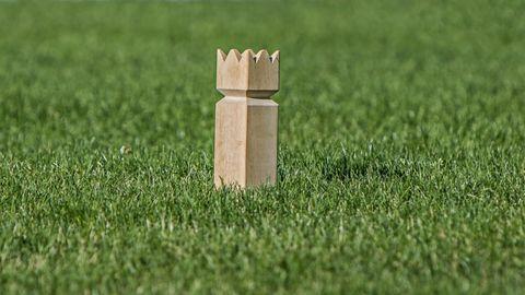 """Beim Wikingerschach steht der """"König"""" in der Mitte des Spielfelds"""