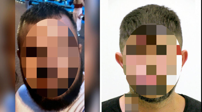 Die Polizei sucht nach den mutmaßlichen Entführungsopfern Deniz K. undMohammad N. aus Hamburg bzw. Geesthacht