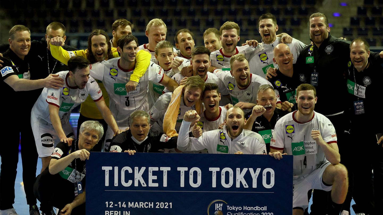 FS Medaillenhoffnung Handballteam