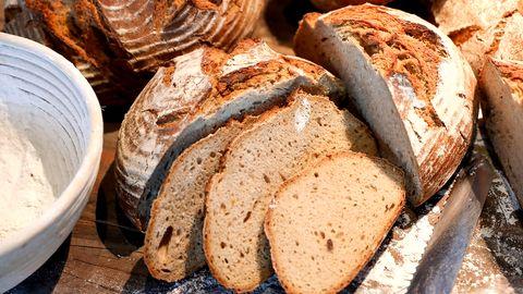 Einfaches Rezept für leckeres Brot aus nur drei Zutaten