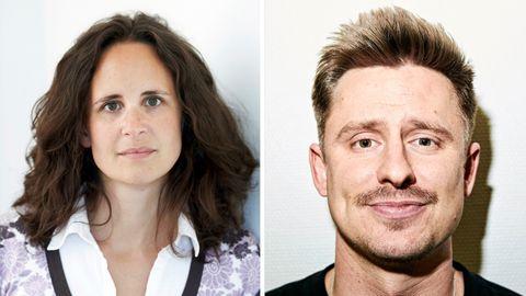 Jonas Breng ist der Nahost-Korrespondent des stern, Cornelia Fuchs leitete lange die Auslandsredaktion