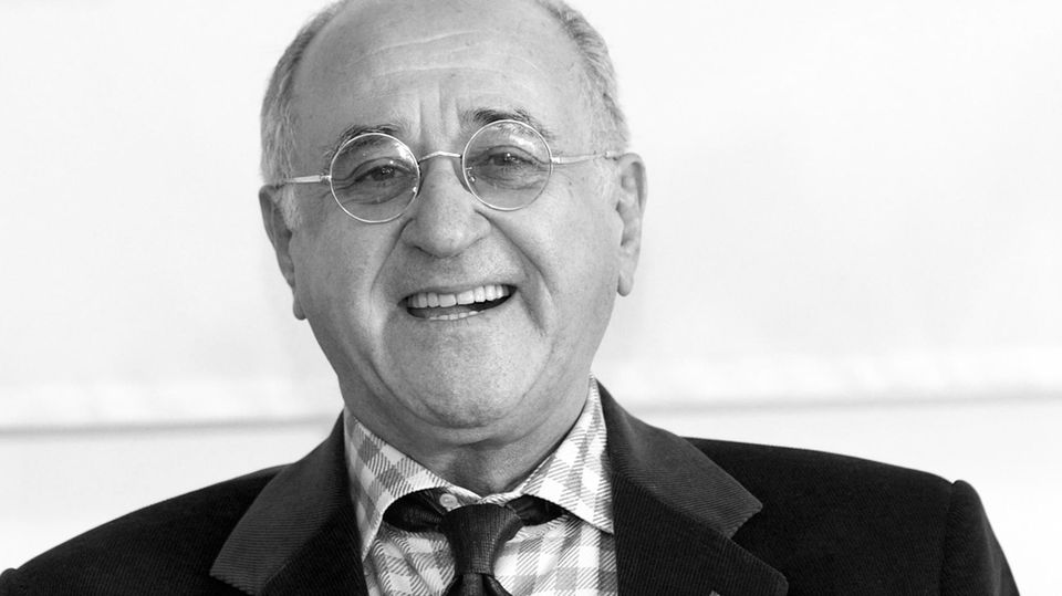 Alfred Biolek: Talkmaster und TV-Legende stirbt mit 87 Jahren