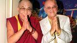 Afred Biolek und der Dalai Lama