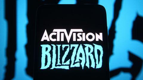 Das Firmenlogo von Activision Blizzard