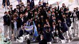 Eröffnung Argentinien feiert