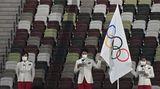 Eröffnung Olympischer Eid