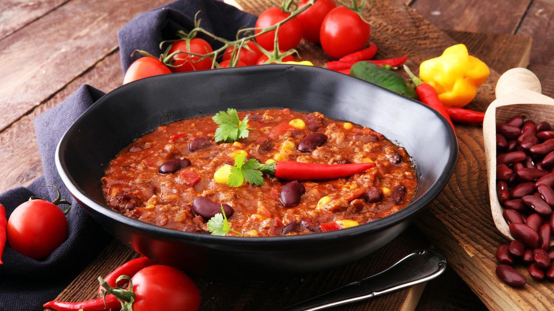 Veganes Rezept für Chili Sin Carne.