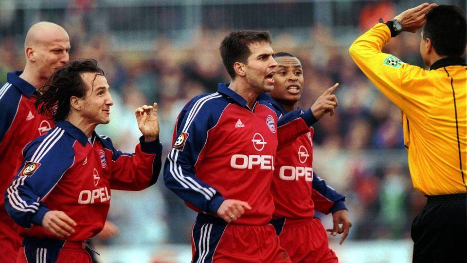 GER ONLY Markus Babbel FC Bayern München