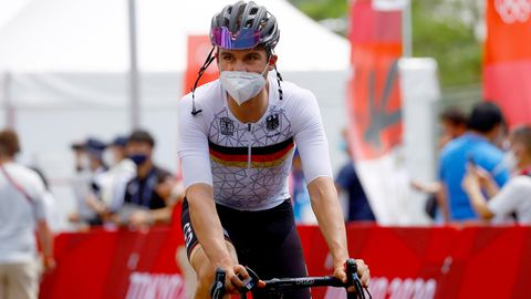 Radprofi Schachmann holt Platz zehn bei Olympia