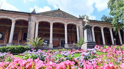Die Trinkhalle Baden-Baden