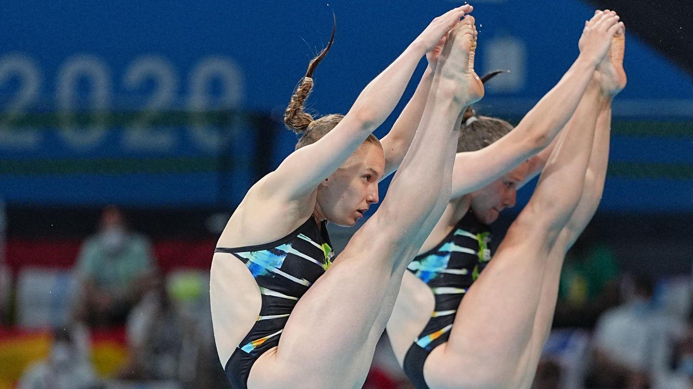 Image Olympia kompakt: Wasserspringerinnen holen erste Medaille für Deutschland