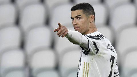 Cristiano Ronaldo Juventus Turin