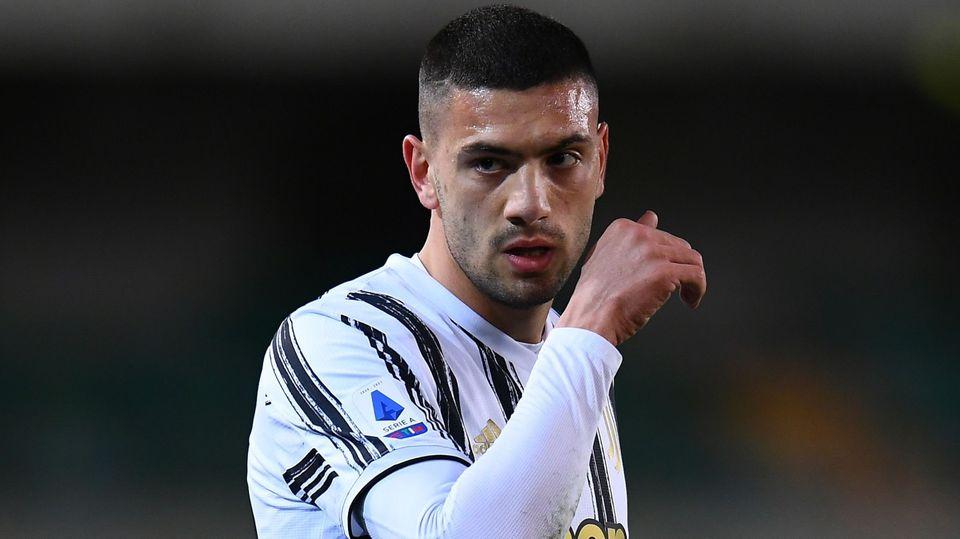 Merih Demiral Juventus
