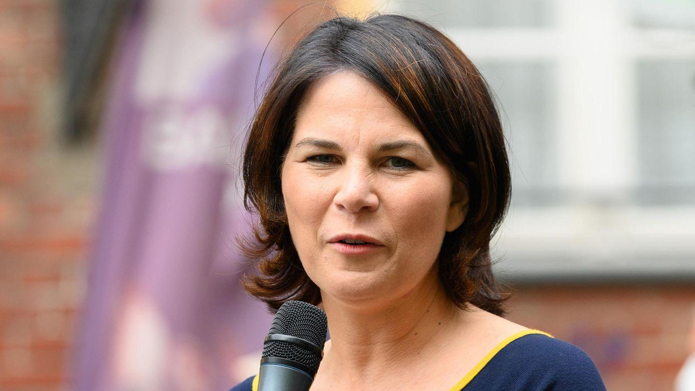 Annalena Baerbock, Kanzlerkandidatin und Direktkandidatin von Bündnis 90/Die Grünen