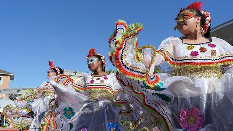 27. Juli: Tanzen für Frida Kahlo