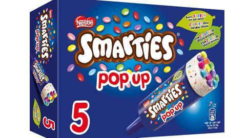 Smarties Pop-Up