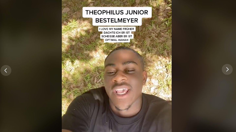 Theophilus Junior Bestelmeyer