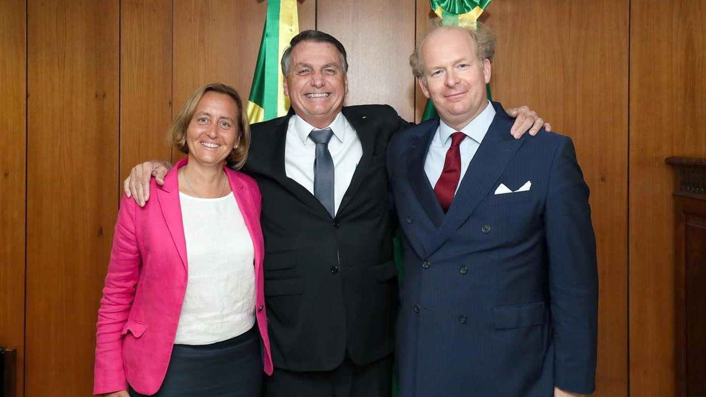 Beatrix von Storch Jair Bolsonaro