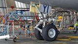 Bugrad einer Boeing 747-8
