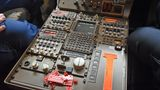 Control and Display Unit in Boieng 747-8
