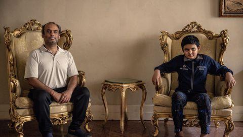 Vater Hemant Mishra hat 270.000 Dollar in die Karriere des Sohnes investiert. Aber er vermisst bei ihm manchmal die Leidenschaft