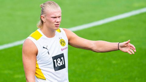 ONLY GERMANY Erling Haaland 2021