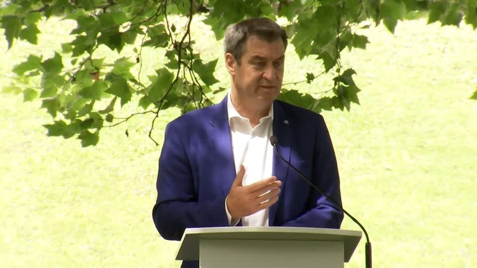 Bayerischer Vize-Ministerpräsident: Impfverweigerer Aiwanger wird zum Problem-Hubert für Markus Söder