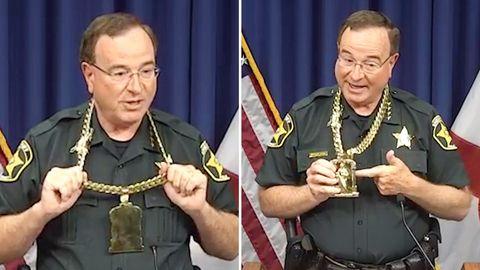Hip-Hop: US-Sheriff macht sich mit Freestyle über kriminelle Rapper lustig