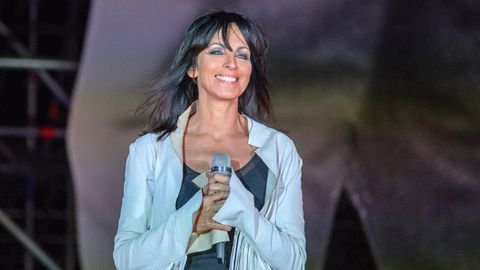 Nena bei einem Auftritt im Oktober 2018, weit vor Beginn der Coronavirus-Pandemie