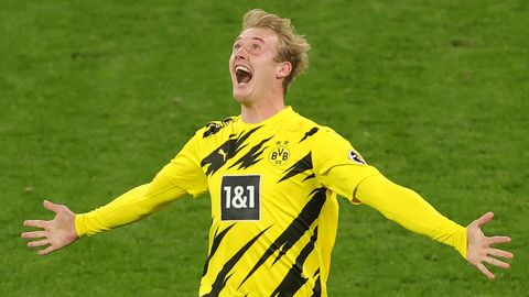 Julian Brandt Dortmund 2020-21