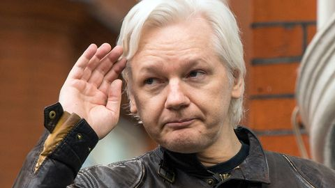Julian Assange verliert ecuadorianische Staatsbürgerschaft