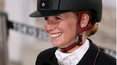 Jessica von Bredow-Werndl Olympiasiegerin im Dressurreiten