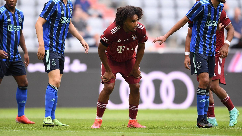 GER ONLY Joshua Zirkzee FC Bayern 072021