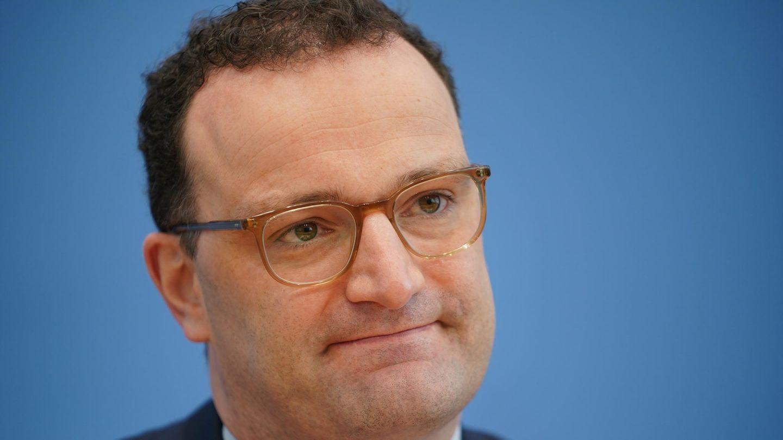 Jens Spahn (CDU), Bundesminister für Gesundheit