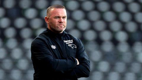 Der britische Fußball-Star Wayne Rooney