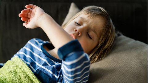 Erhöhte Infektanfälligkeit von Kindern nach dem Corona-Lockdown