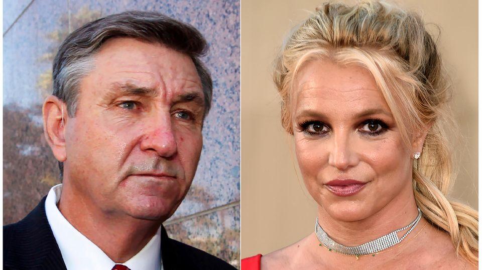 Jamie Spears ist seit 2008 als Vormund seiner Tochter Britney eingesetzt