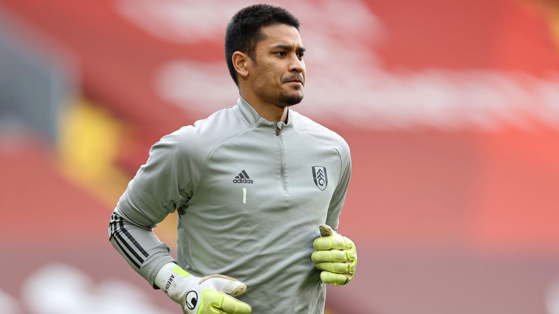 Alphonse Areola Fulham Premier League 07032021