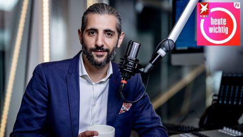 """MichelAbdollahi, Host von """"heute wichtig"""""""