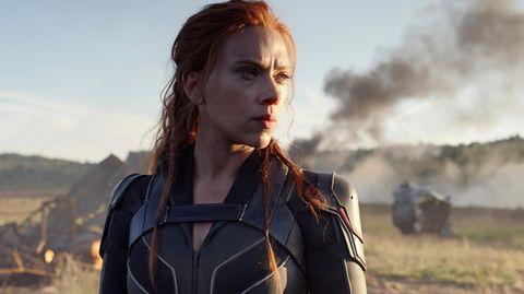 """Scarlett Johansson in """"Black Widow"""""""