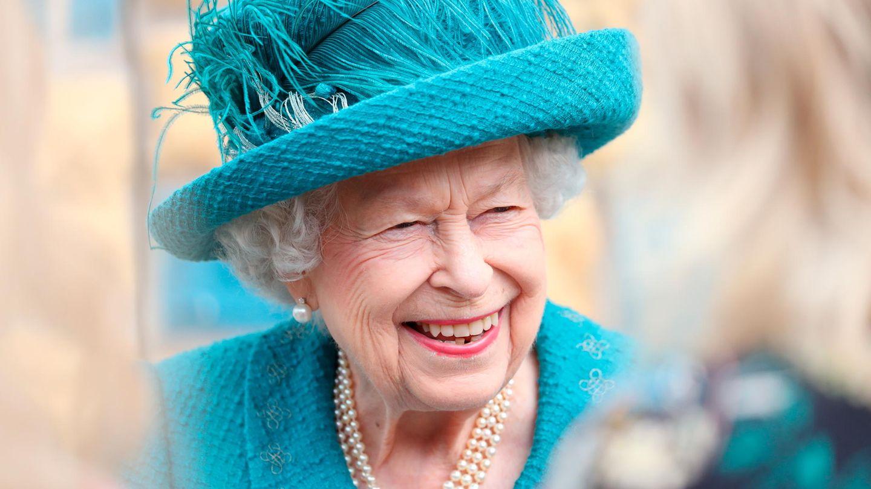 Die britische Königin Elizabeth II.