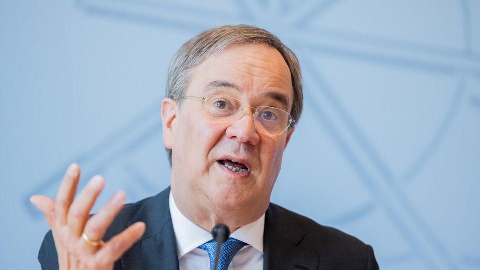 Hat Fehler eingeräumt: Armin Laschet von der CDU