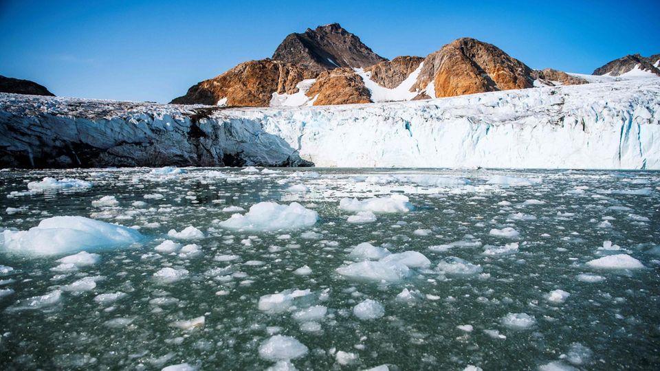Eisschmelze Grönland 2019