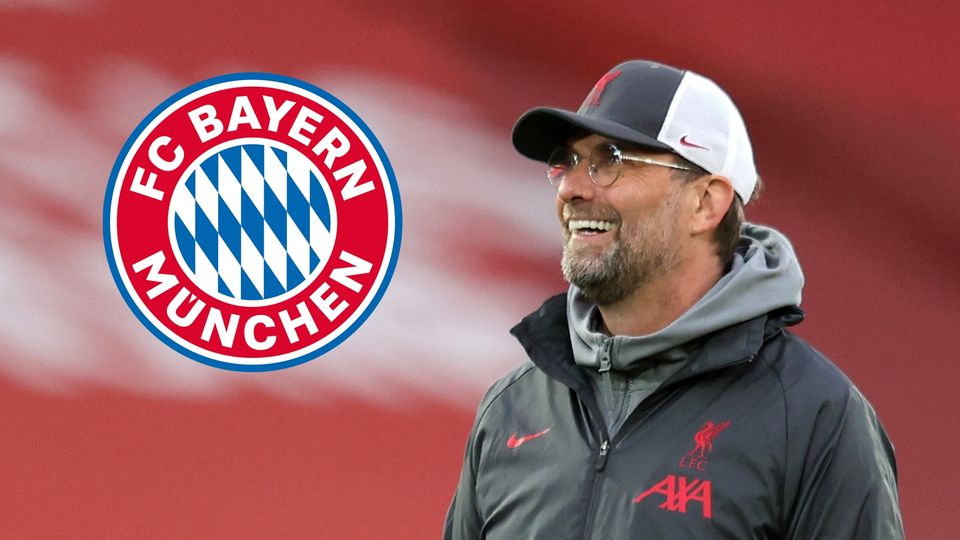 Jürgen Klopp Liverpool Bayern